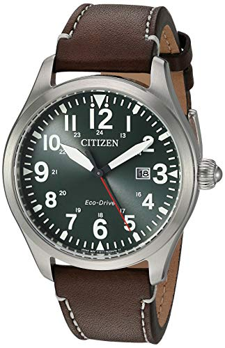Citizen Men's BM6838-09X Garrison Eco-Drive Watch