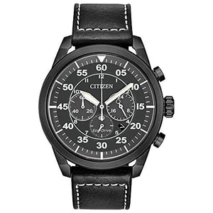 Citizen Men's CA4215-21H Avion Japanese-Quartz Black Watch