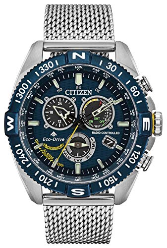 Citizen CB5848-57L Men's Promaster Navihawk Bracelet Chrono Watch