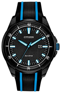 Citizen Drive Men's AW1605-09E Action Required Eco-Drive Watch