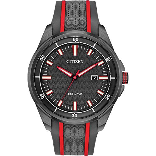 Citizen Drive Men's AW1607-03H Action Required Eco-Drive Watch