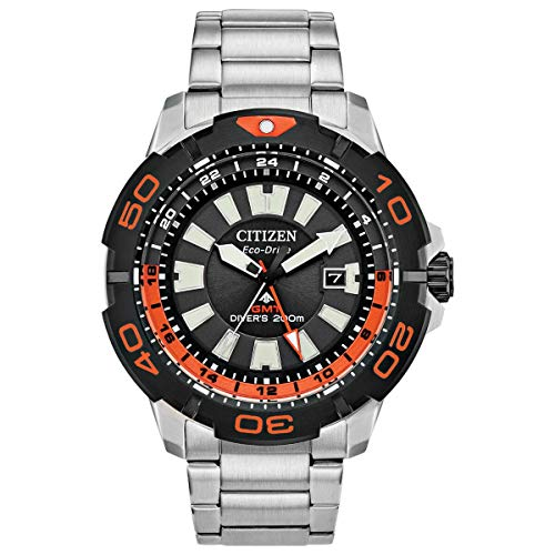 Citizen Promaster Diver Mens Watch BJ7129-56E
