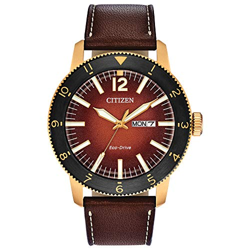 Citizen Men's AW0076-03X Brycen Eco-Drive Watch
