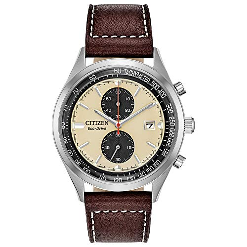 Citizen Men's CA7020-07A Brycen Chronograph Eco-Drive Watch