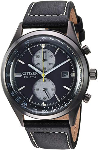 Citizen Men's CA7027-08E Brycen Chronograph Eco-Drive Watch