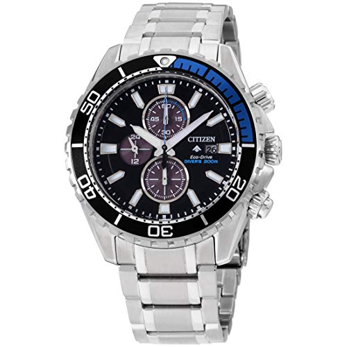 Citizen CA0719-53E Men's Promaster Chrono Diver Bracelet Watch