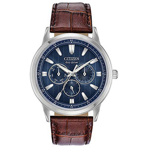 Citizen Men's BU2070-12L Blue Watch