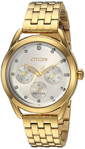 Citizen Women's FD2052-58A Silver Watch