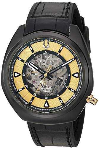 Bulova Mens Automatic Watch (Model: 98A241)