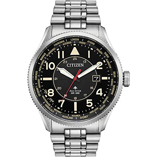 Men's Citizen Eco-Drive Promaster Nighthawk BX1010-53E