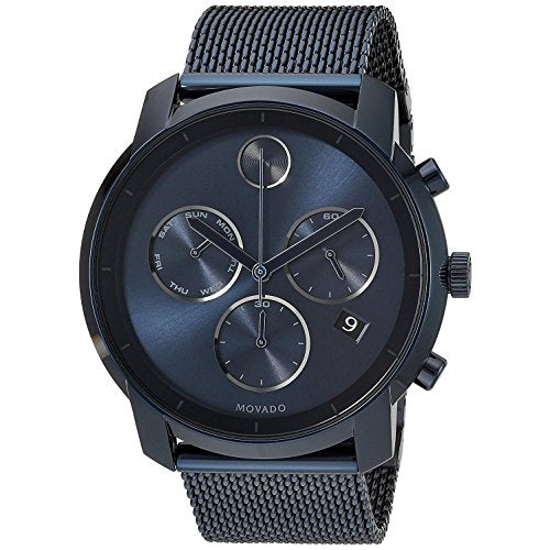 Movado Men's 3600403 Bold Blue Watch