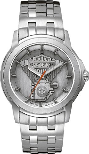Harley Davidson Men's Watch Signature Collection 76A021