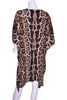 JAGUAR LOVE Knee length Kaftan-Vizcosa