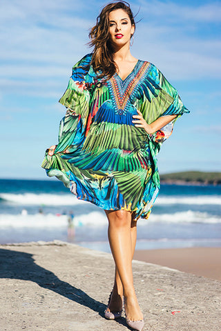 IPANEMA Short Kaftan