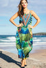 IPANEMA Maxi Dress-Vizcosa