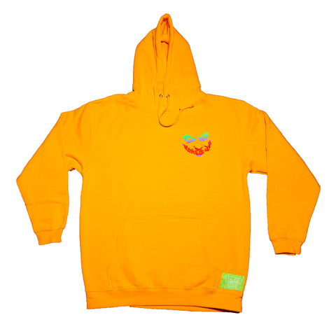 So Serious Hoodie (Gold)