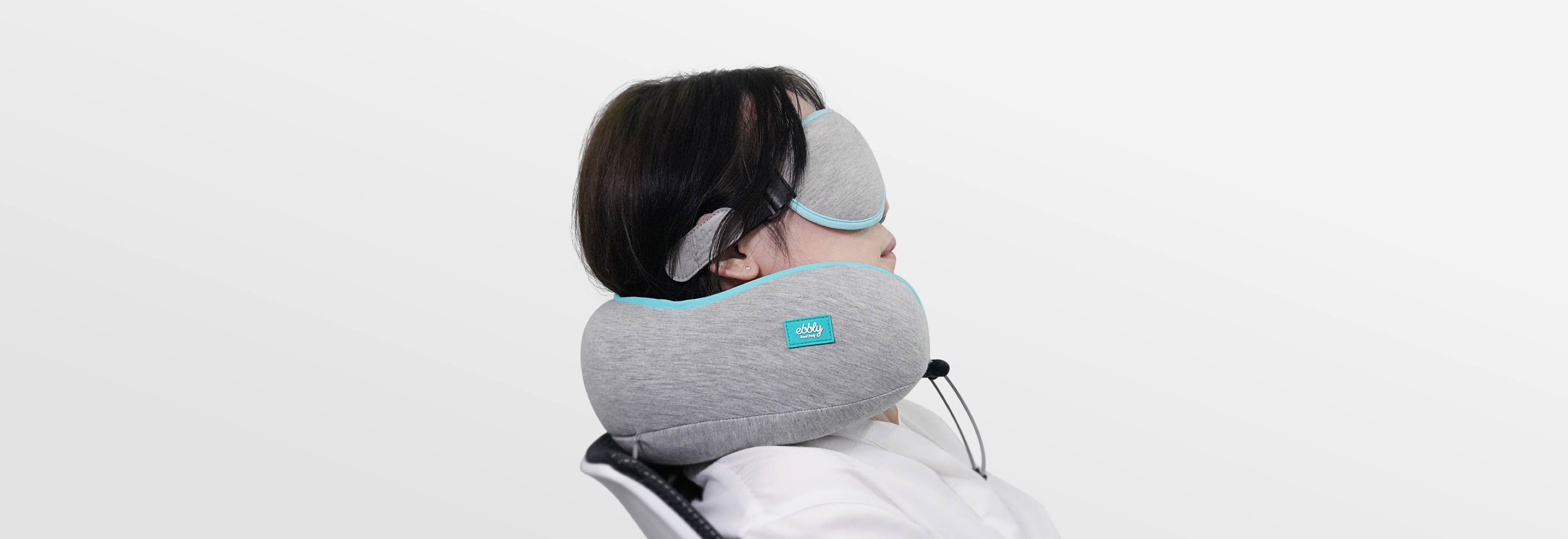 a must-have u-shaped pillow for your trip