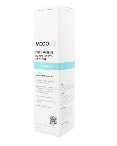 MOGO LAB's Anti-Germ Protection Spray