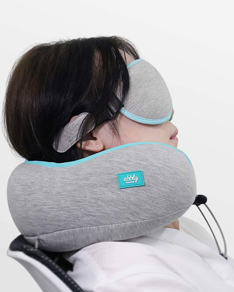 super soft and comfortable sleep mask for travel
