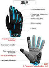 Load image into Gallery viewer, CoolChange Winter Cycling Motorcycle  Gloves with Touch Screen Gloves For Men and Woman