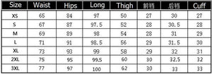 Trousers Slim skinny Pu leather motorcycle pants