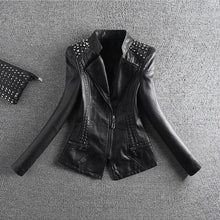 Load image into Gallery viewer, Studded jacket