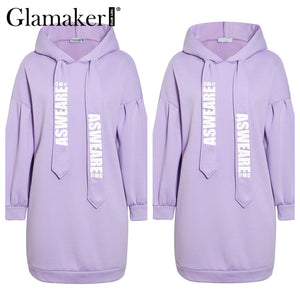 Loose sweatshirt hoodies