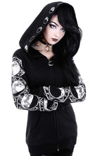 Load image into Gallery viewer, Gothic Long Sleeve Hoodies