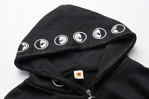 Gothic Long Sleeve Hoodies