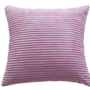 Cushion Cover 45x45 Pillowcase Solid Color Throw Pillow Cases Luxurious  Sofa Decor Decorative Pillow Covers