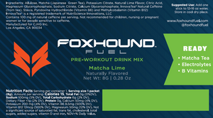Foxhound Ready - Sample Packs