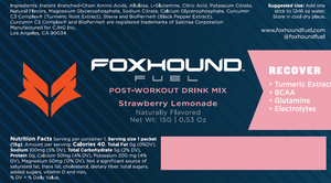 Foxhound Recover - Sample Packs