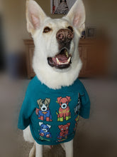 Load image into Gallery viewer, Super Heroes Dogs T-shirt