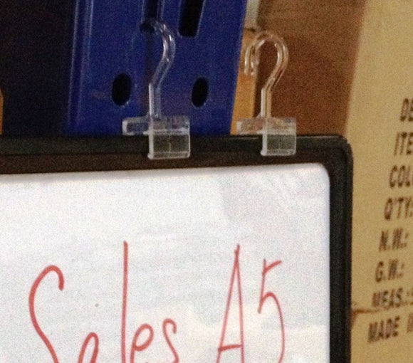 price-sign-plastic-clip-magnetic-clip-holder