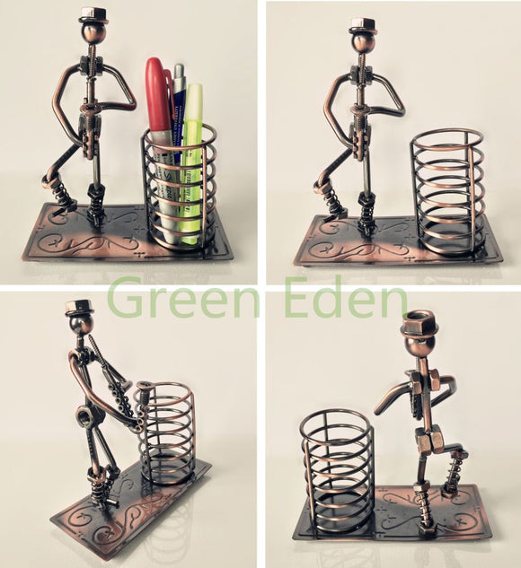 iron-craft-metal-musician-sculpture-pen-holder-electrical-cycle-cycling-accessories-bike-part-home-accessories-house-hold-products-dog-products-pet-accessories-baseball-products-home-garden-accessories-electronics-mobile-phone-accessories