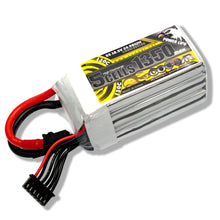 Load image into Gallery viewer, Coddar 1350mAh 5s 18.5v 130c Lipo Battery with XT60  FPV plug for RC Racing Drone
