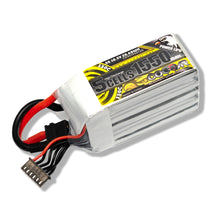 Load image into Gallery viewer, Coddar 1550mAh 5s 18.5v 130c Lipo Battery with XT60  FPV plug for RC Racing Drone
