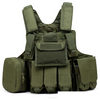 MILITARY TACTICAL MOLLE VEST RANGER OLIVE