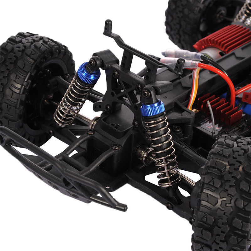 Remo Hobby 2.4Ghz 1:16 ROCKET Electric 4WD RC Car Short Course Truck Off Road Car Hobby