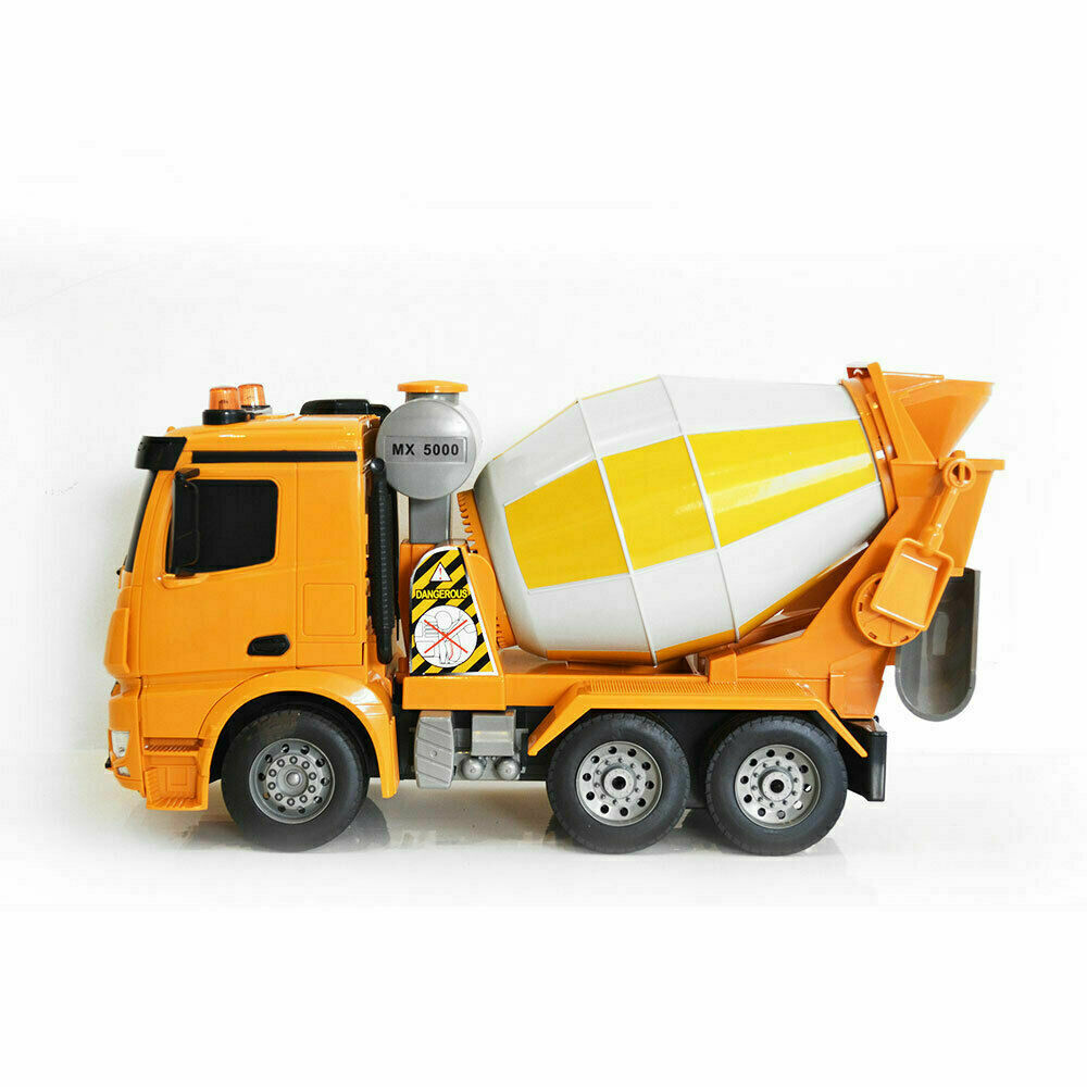 DoubleE Mercedes Benz 1:20 56cm RC Remote Control Concrete Mixer Truck w/Charger