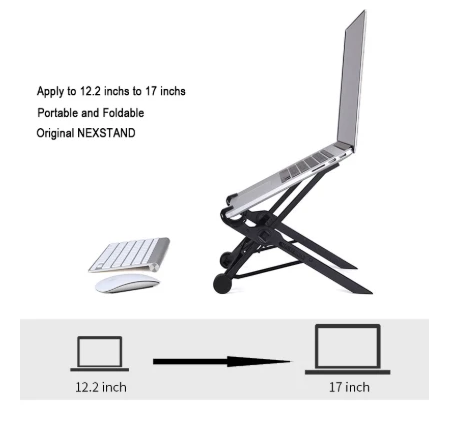 Portable & Adjustable Laptop Stand
