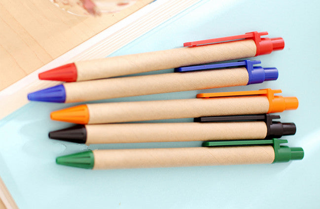 10pcs Eco-Friendly Pen Set