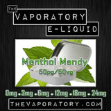 The Vaporatory® Menthol Mandy E-Liquid