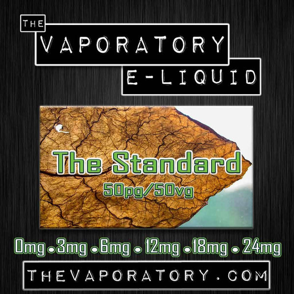 The Vaporatory® The Standard E-Liquid