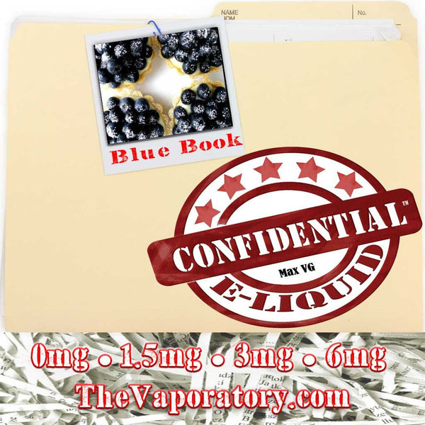 Blue Book E-Liquid