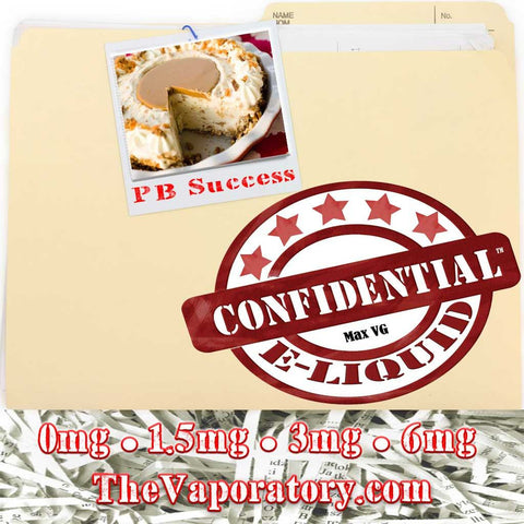 Confidential PB Success E-Liquid