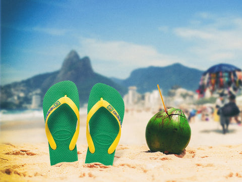 Havaianas a gift for your feets!