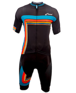 Super Retro Cycling Kit