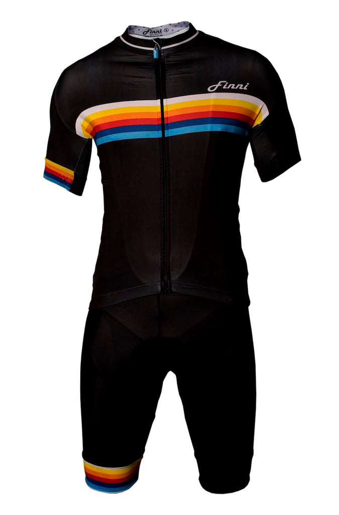Racing Retro Cycling Kit