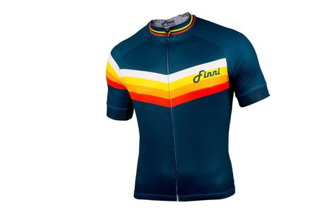 Ace Retro Racing cycling top